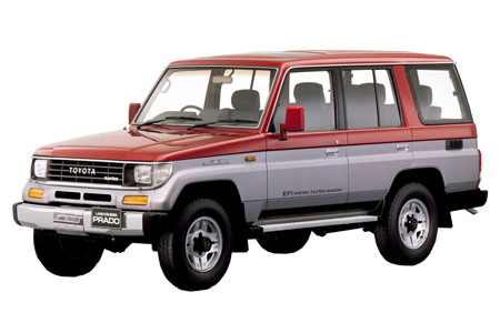 Toyota Land Cruiser Prado 78