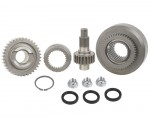 Шестерни понижающие РК 84% Trail-gear 304087-3-KIT для Suzuki Jimny 1998-2005 JB23 JB33 JB43 с механическим управлением 4WD