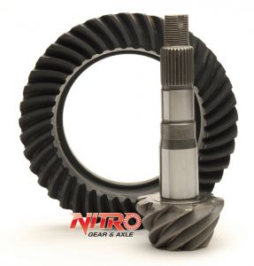 "Главная пара 4.10 Nitro Gear T8R-410R-NG для Toyota Land Cruiser 80 100 105 Prado 78 8"" передняя"