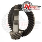 Главная пара 3.73 Nitro Gear D80-373-4-NG для Dodge Ford Chevy GMC