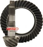 Главная пара 4.56 Nitro Gear GM8.5-456-NG для Hummer H3 Chevy GMC