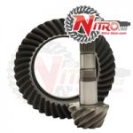 Главная пара 4.56 Nitro Gear GM9.25-456R-NG для Hummer H2 Dodge Ram